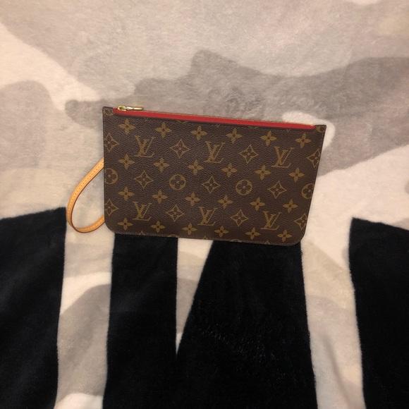 Louis Vuitton Bags Neverfull Mm Gm Pochette Wristlet Poshmark